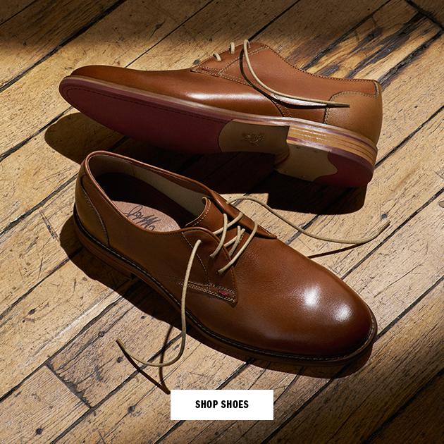 Men's Shoes, Apparel & Accessories | Johnston & Murphy | Johnston ...