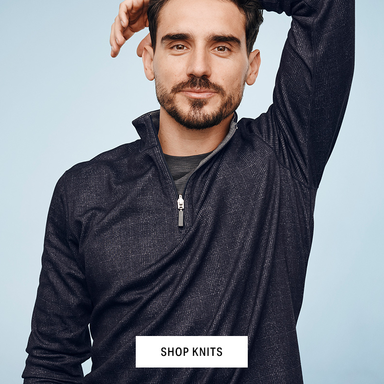 Shop Men's Knits
