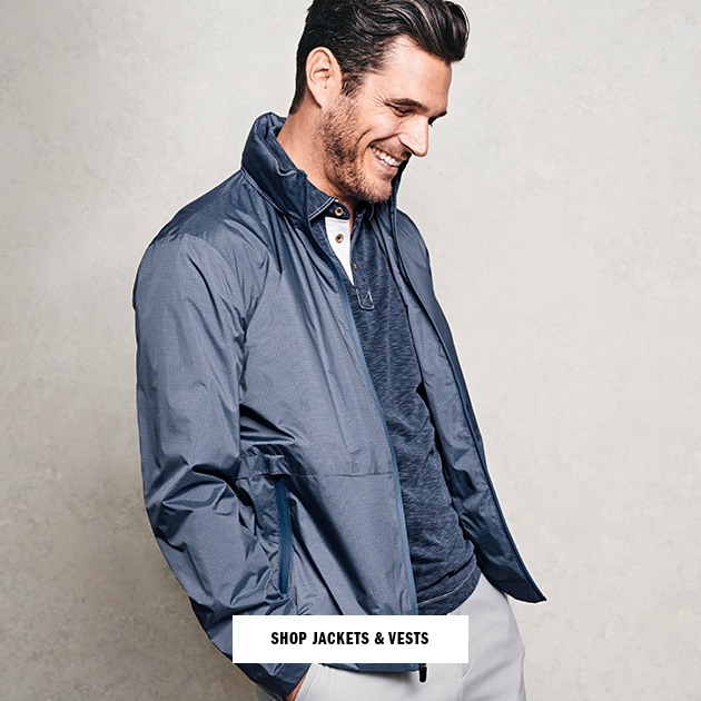 Shop Men's Jackets and Vests