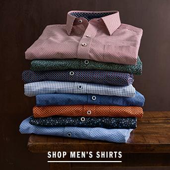 Shop Men's Perfect Fit Shirts