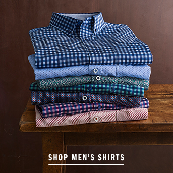 Shop Men's Perfect Fit Shirts