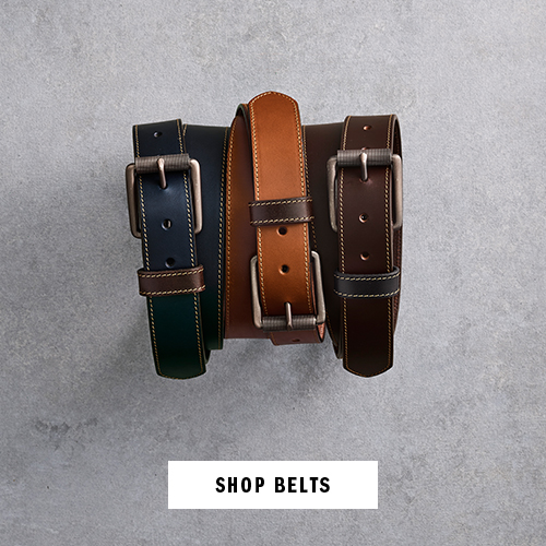 Shop Men's Belts