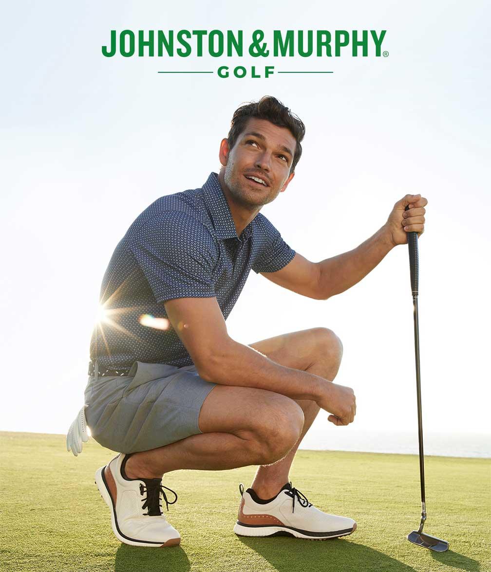 Shop Golf Footwear and Apparel
