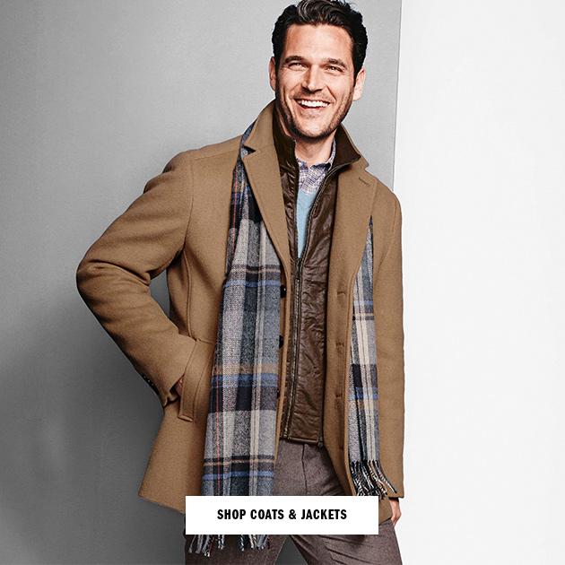 Shop Men's Coats and Jackets