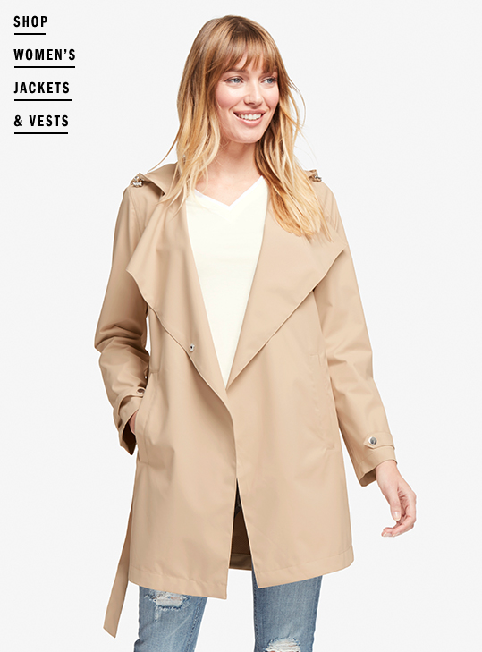 Shop Women's Coats and Jackets