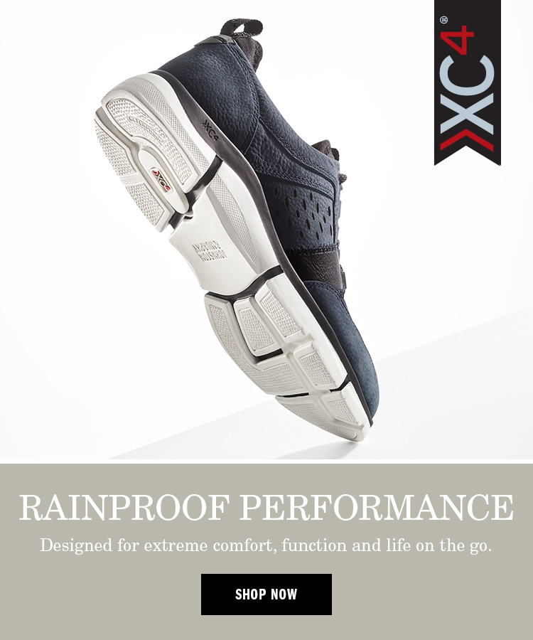 Rainproof Performance