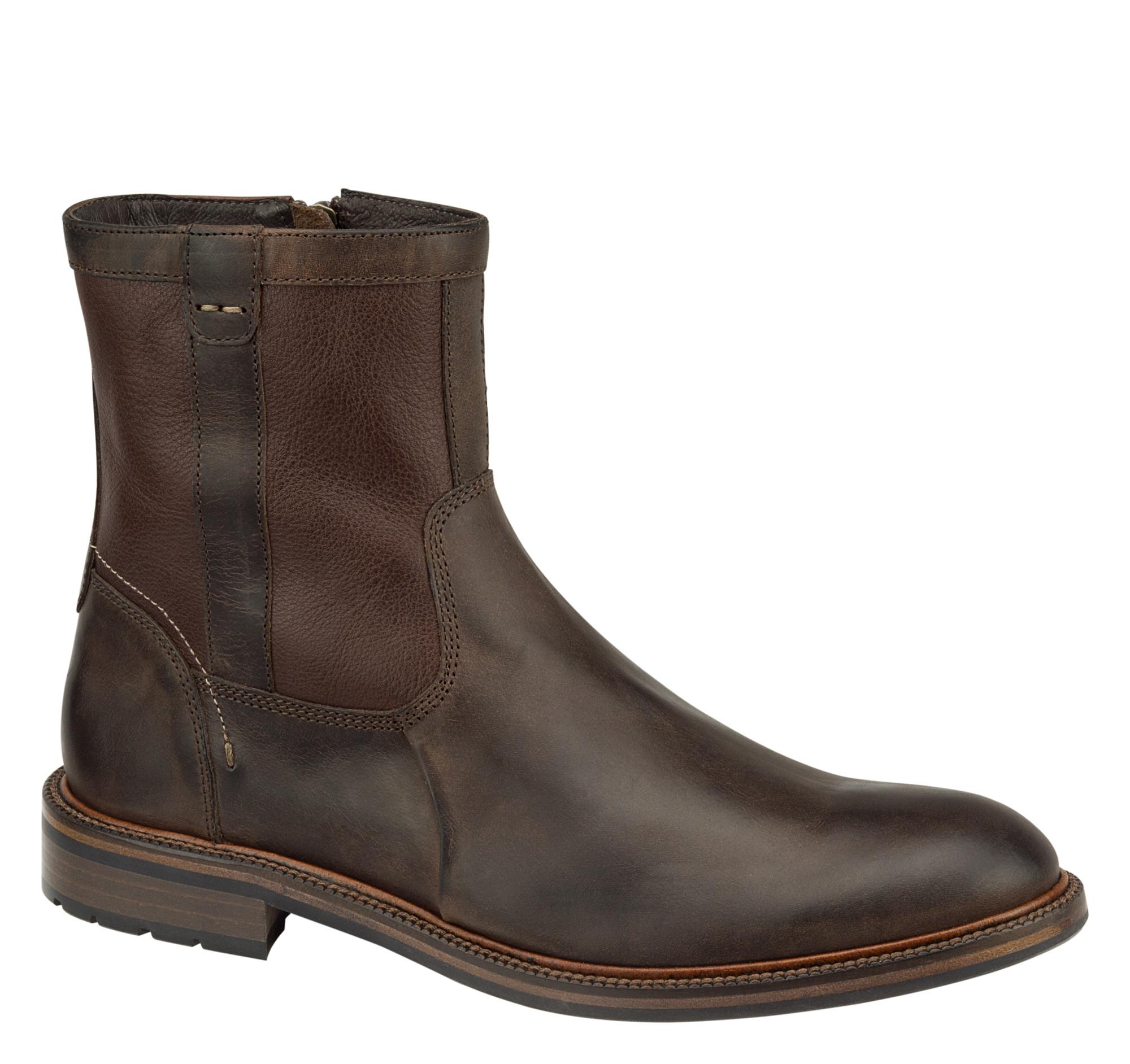 johnston and murphy fulton boot mens dress sandals