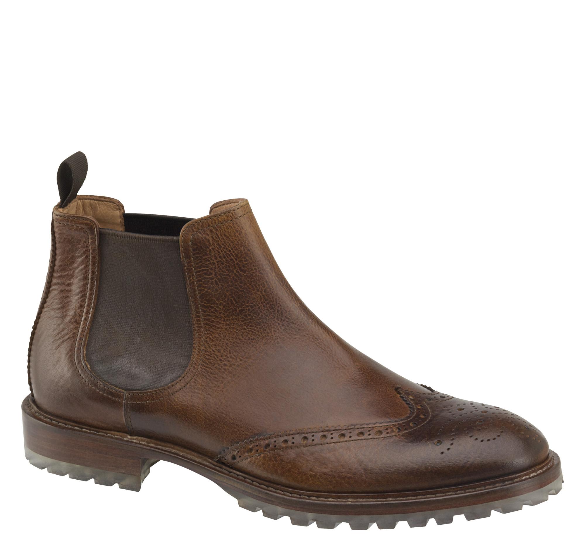 kresser boot johnston murphy